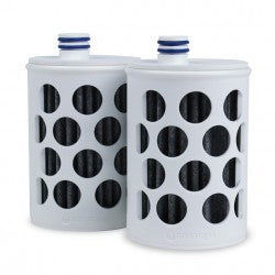 AQ-FB-R-D (2 filter cartridges for use with Active Filter Bottle AQ-PB 兩支裝適用於AQ-PB)