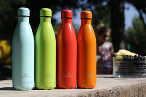 AQ-INS-750 Stainless Steel Insulated Bottle 不銹鋼真空保溫瓶 (Green 綠色)