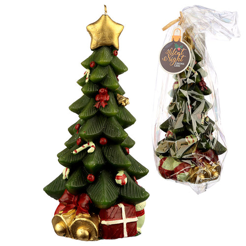 Christmas Tree Candle - Large