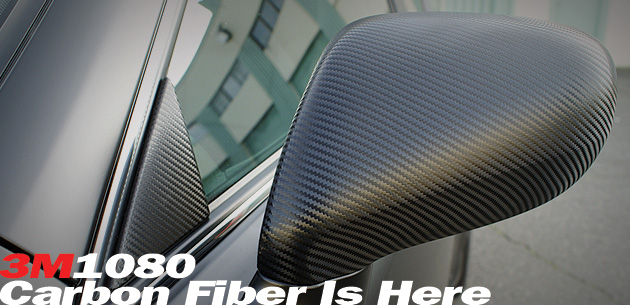 3M1080 carbon fiber wrap kits are here