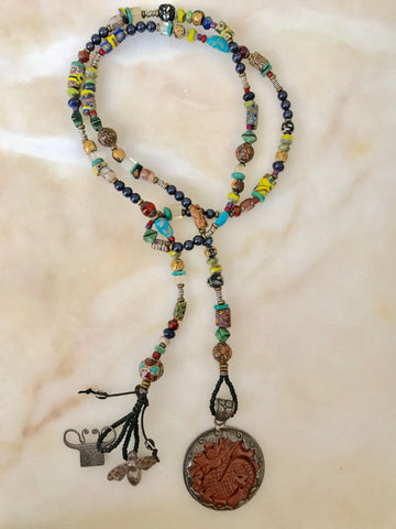 MiaLena Prayer Beads ~ Original 'Protection'