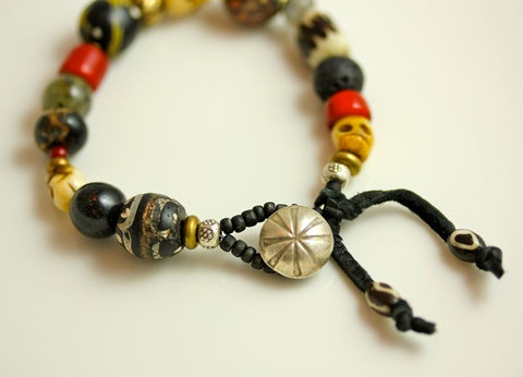 "Custom Bracelet - ""Peace & Transformation"""