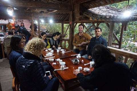 yunnan ceremonial dinner traditional