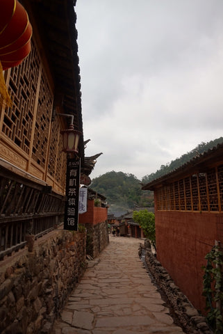 na ke li village, china