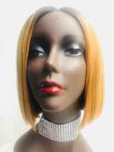 Layla-Lace Closure - Custom Design Wig