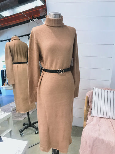 Gwyneth Dress w/belt