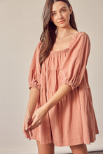 Load image into Gallery viewer, Josie Square Neck Oversized Dress