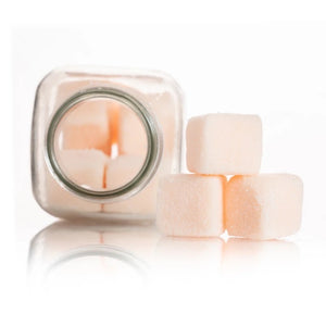 Harper and Ari Exfoliating Sugar Cubes - Peach