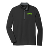 ST. MARY SCHOOL MEN'S DRI-FIT STRETCH ½ ZIP COVER UP