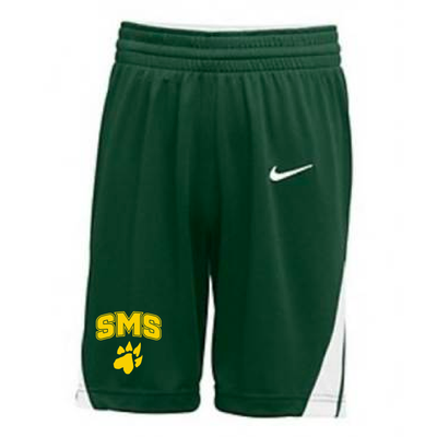 St. Mary School SMS Paw Nike Youth National Basketball Shorts