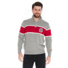 THE OHIO STATE UNIVERSITY Buckeyes Men's Mock Ribbed Quarter Zip