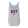 University of Dayton 937 Women's Side Slit Tank