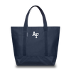 US AIR FORCE ACADEMY Falcons Hudson Sutler Weekender Tote Blue
