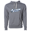 The University of Akron Zips Unisex French Terry Hooded Pullover