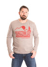 YOUNGSTOWN STATE UNIVERSITY Penguins Men's Long Sleeve Tee
