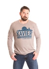 Xavier Musketeers Men's Long Sleeve Tee