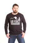 US AIR FORCE ACADEMY Falcons Men's Long Sleeve Tee