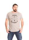 CALIFORNIA STATE UNIVERSITY, LONG BEACH 49ers Men's Recycled Tee