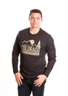 Colorado Buffaloes Men's Long Sleeve Tee