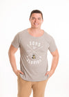 CENTRAL FLORIDA UNIVERSITY Golden Knights Men's Recycled Tee