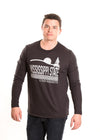 MISSISSIPPI STATE UNIVERSITY Bulldogs Men's Long Sleeve Tee