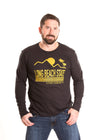 CALIFORNIA STATE UNIVERSITY, LONG BEACH 49ers Men's Long Sleeve Tee