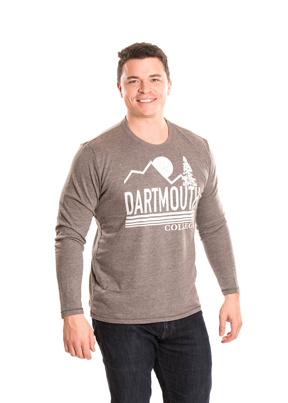 ca422f3690360 DARTMOUTH COLLEGE Big Green Men s Long Sleeve Tee - Alma Mater Wear