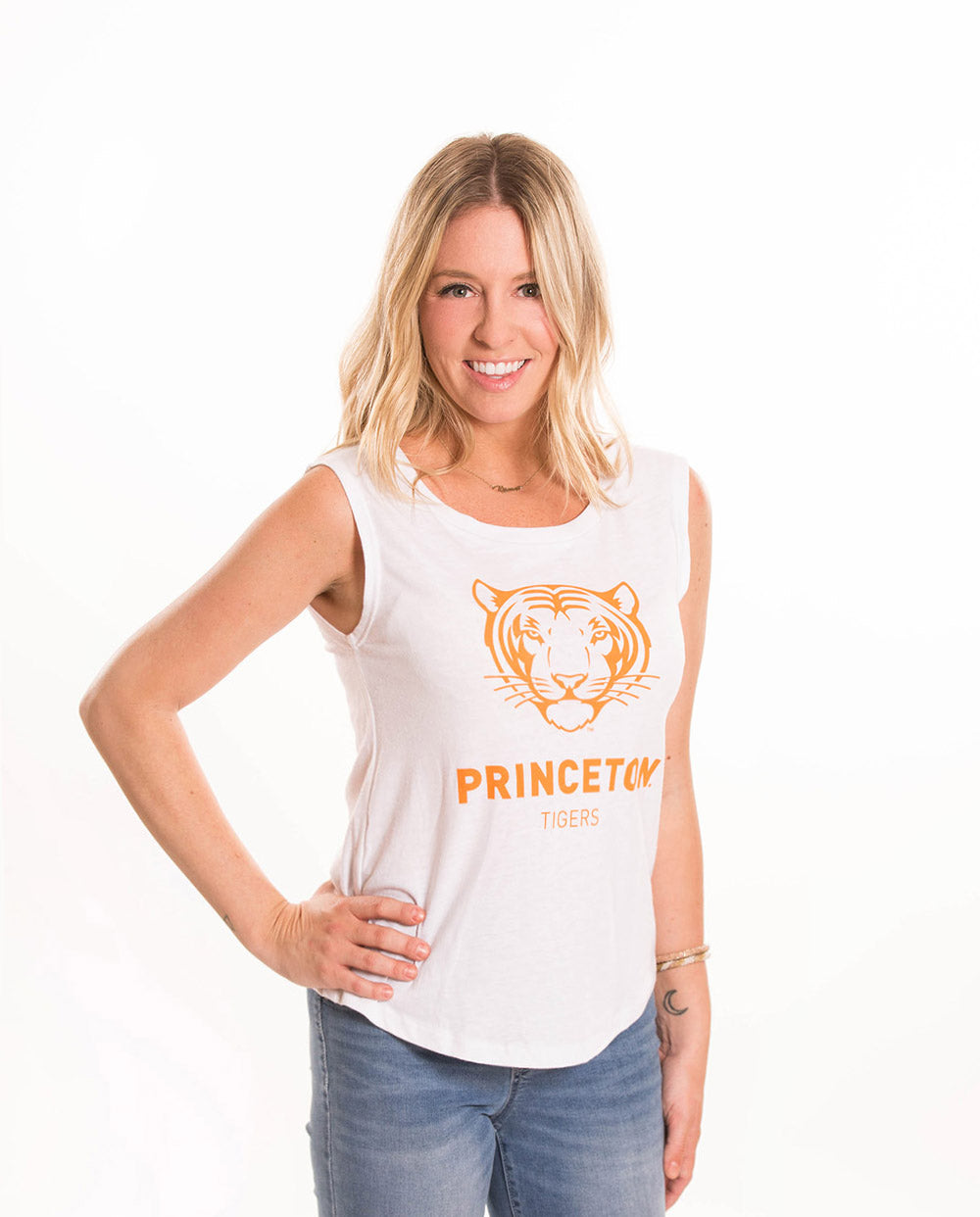 PRINCETON UNIVERSITY Tigers Women's Muscle Tank