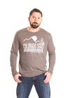 Colorado State Rams Men's Long Sleeve Tee