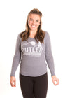 BUTLER UNIVERSITY Bulldogs Women's Long Sleeve Tee