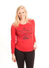 UNIVERSITY OF RICHMOND Spiders Women's Long Sleeve Tee