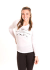 UNIVERSITY OF NORTH DAKOTA Women's Long Sleeve Tee