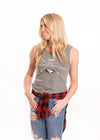 UNIVERSITY OF NORTH DAKOTA Women's Muscle Tank