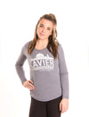 Xavier Musketeers Women's Long Sleeve Tee