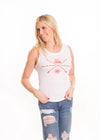 UNIVERSITY OF LOUISIANA AT LAFAYETTE Lafayette Ragin's Cajuns Women's Muscle Tank