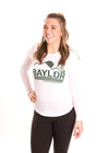 Baylor Bears Women's Long Sleeve Tee