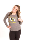 UNIVERSITY OF IOWA  Hawkeyes Women's Long Sleeve Tee