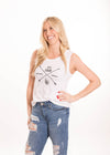 CALIFORNIA STATE UNIVERSITY, LONG BEACH 49ers Women's Muscle Tank
