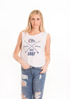 GONZAGA UNIVERSITY Bulldogs Women's Muscle Tank