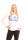 Air Force Falcons Women's Long Sleeve Tee