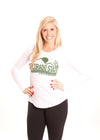 Colorado State Rams Women's Long Sleeve Tee