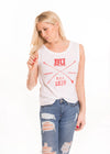 BOSTON UNIVERSITY Terriers Women's Muscle Tank