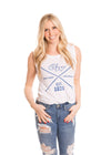 THE GEORGE WASHINGTON UNIVERSITY Colonials Women's Muscle Tank