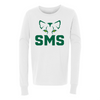 ST. MARY SCHOOL YOUTH JERSEY LONG SLEEVE TEE SMS EYES