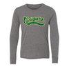 ST. MARY SCHOOL YOUTH JERSEY LONG SLEEVE TEE SWOOSH GREY