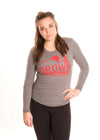 Brown Bears Women's Long Sleeve Tee