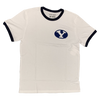 BRIGHAM YOUNG UNIVERSITY Cougars Men's Ringer Tee