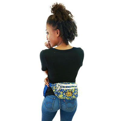 CAL Berkeley Hawaiian Fanny Pack