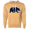 CAL Golden Bear WBear Unisex Hooded Pullover