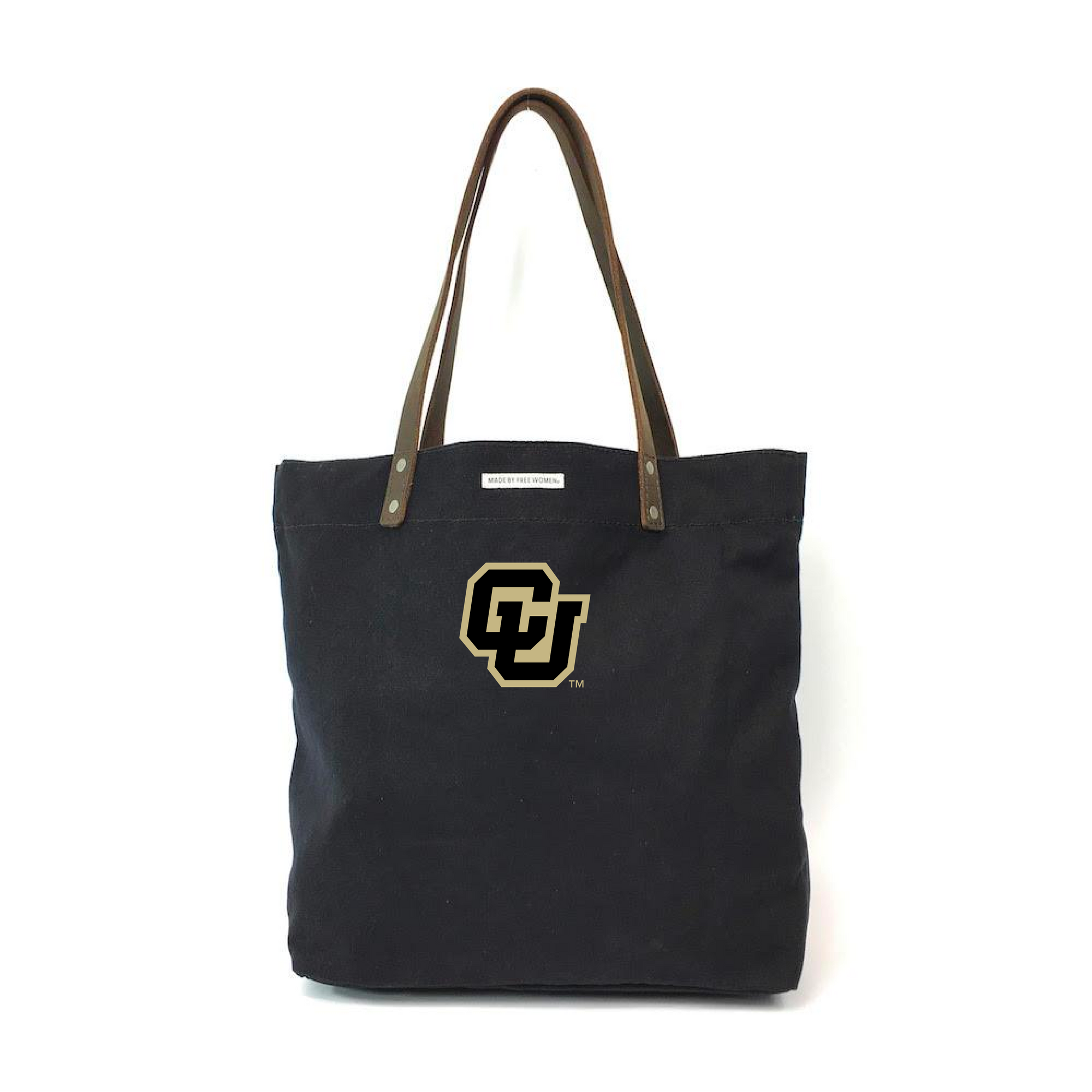 UNIVERSITY OF COLORADO CU Logo Cause Gear Day Tote